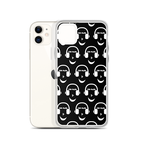 iPhone Black Case