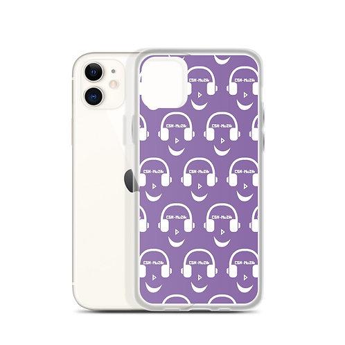 iPhone Purple Case