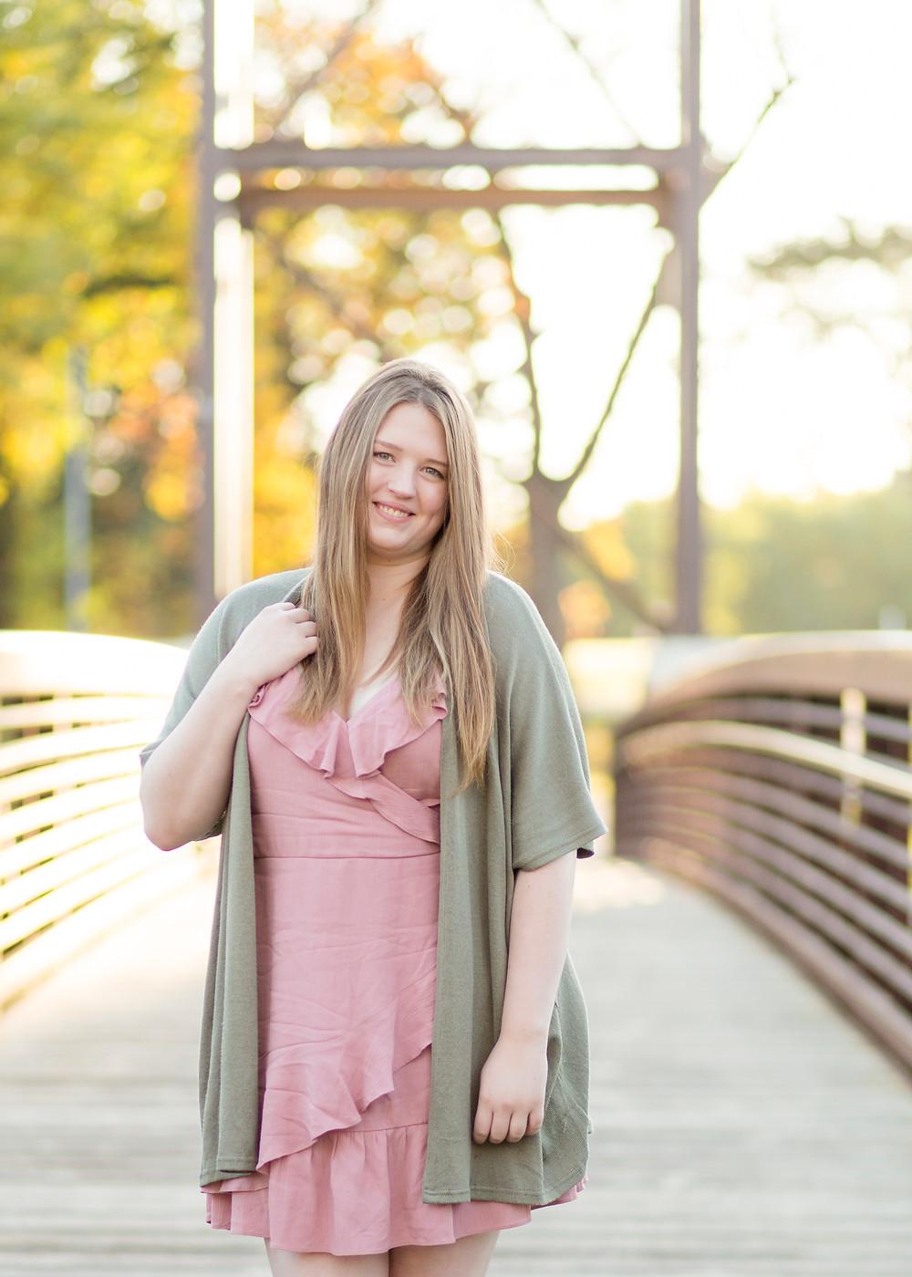 Girl Senior Graduation Photos