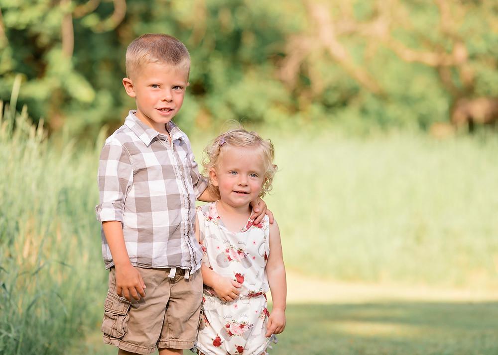 Fargo Children Outdoor Photographer