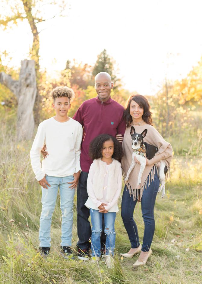 CIBER FAMILY . FALL