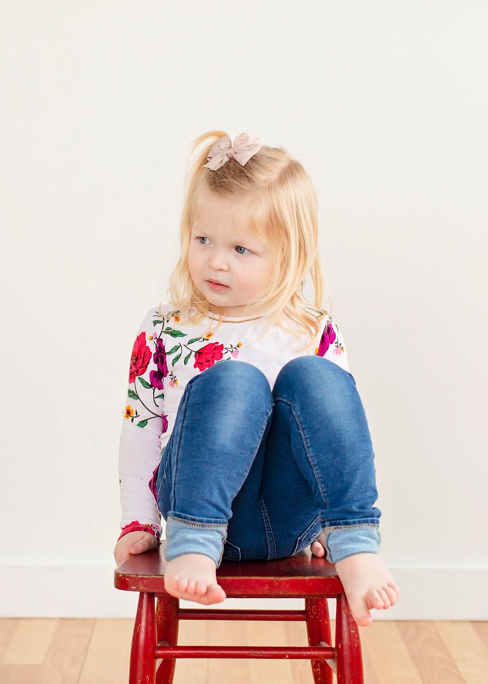 Fargo Child Photographer