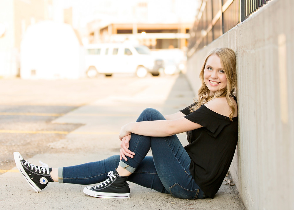 Fargo ND Senior Portrait Photographer