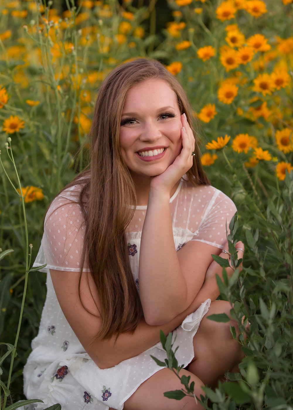 West Fargo Senior Portrait Photographer
