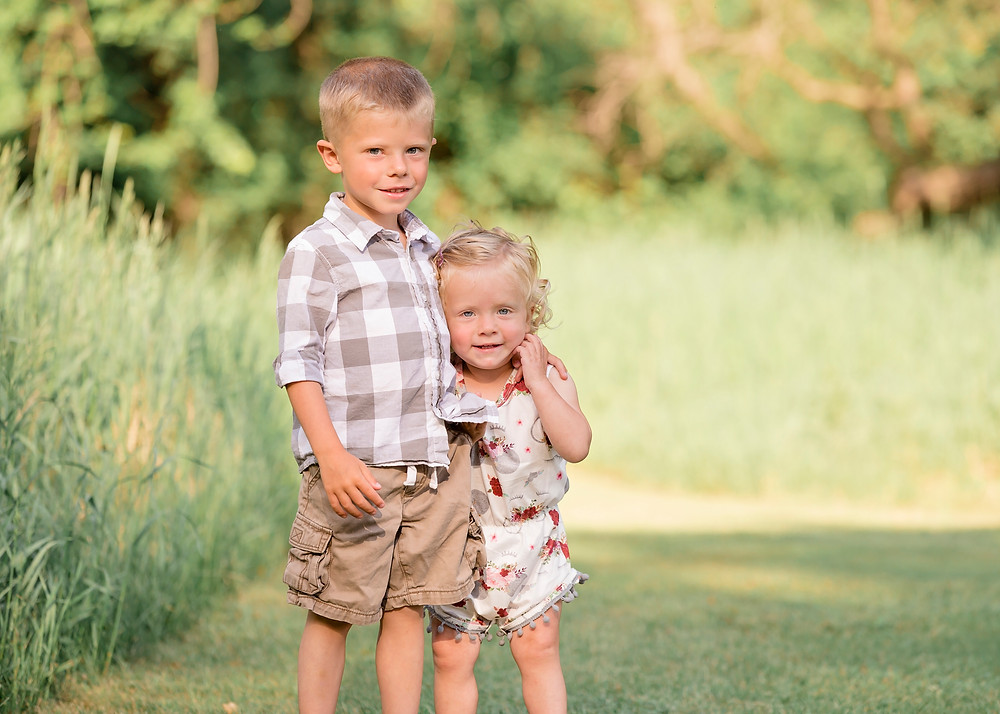 Fargo Children Outdoor Photographer