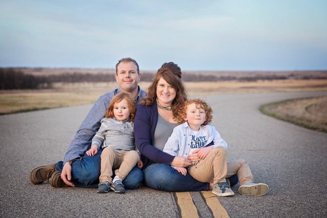 Borgeson Family