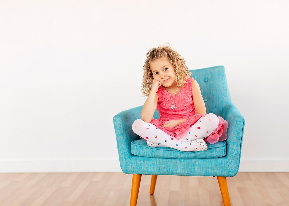 Lemon Drops Photography Kids Portrait Session, Fargo ND