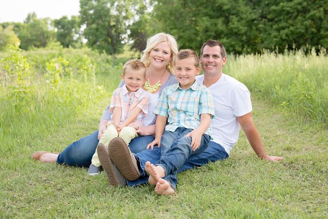 Kurzweg Family