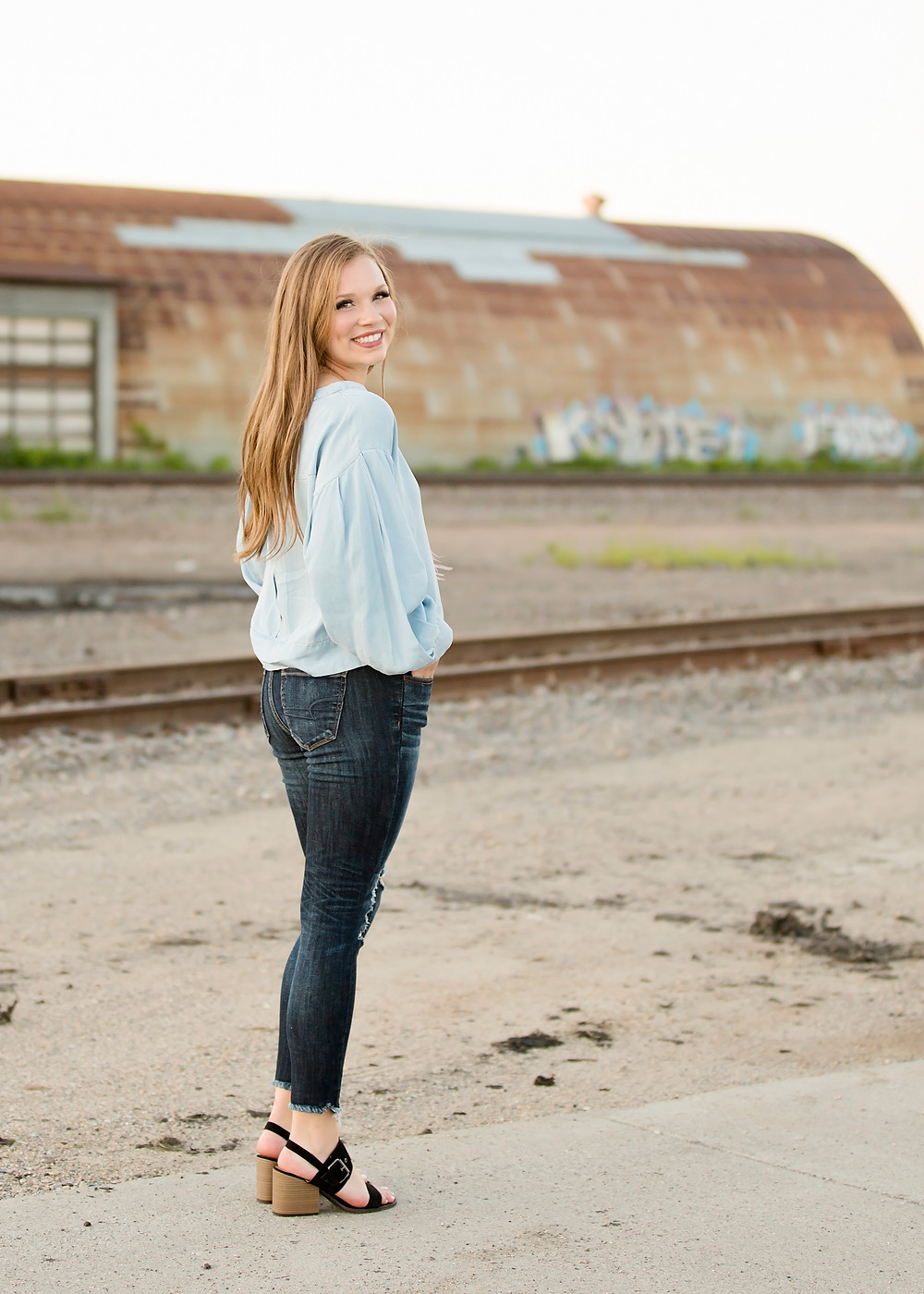 Outdoor Senior Photographer