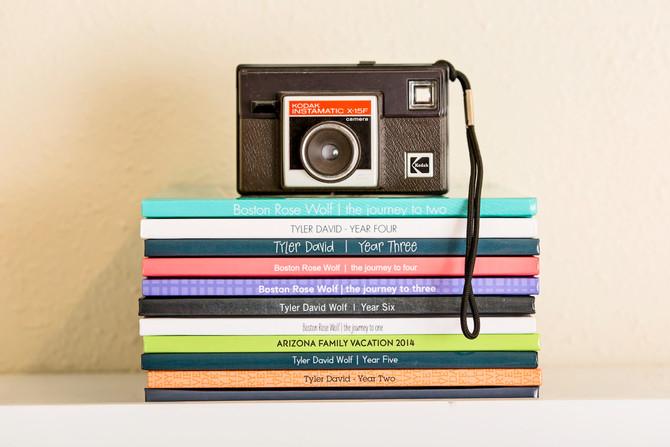 SHOULD YOU CREATE PHOTO BOOKS?
