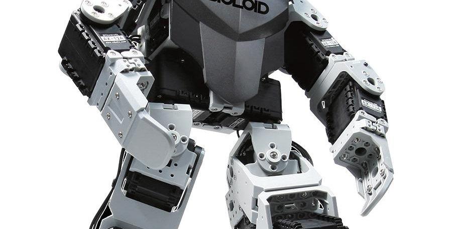 Bioloid Premium Robot System