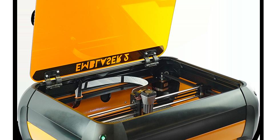 Emblaser2 Desktop Laser Cutter