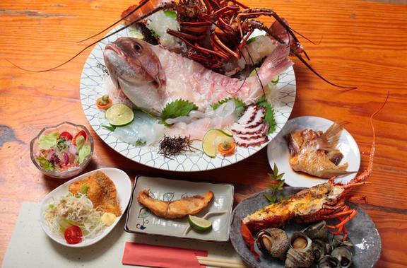 須美江の海鮮尽くし定食