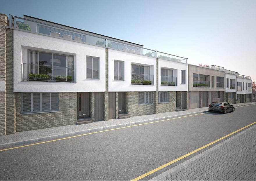 Noble House - Compton Avenue, London N1