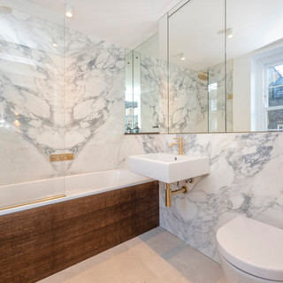VANITY UNIT & BATH PANEL