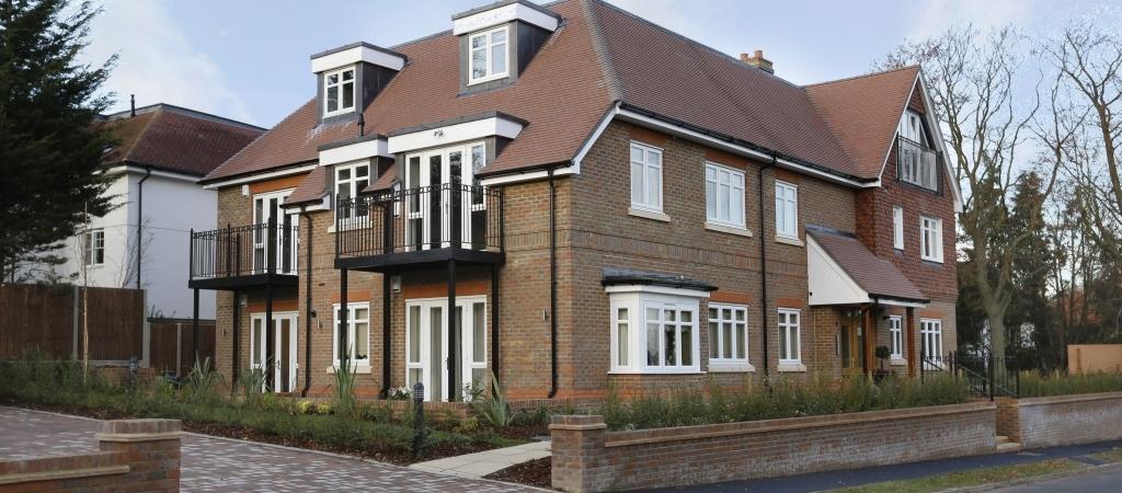 Riverdale Developments - Cedar House, Purley