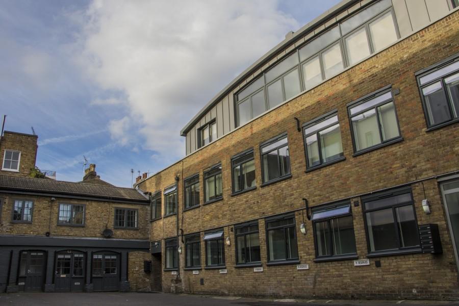 Noble House - Coleman Fields, London N1