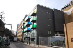 GPAD - Chamber Street, London E1