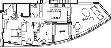 תכנית הדירה לאחר השיפוץ