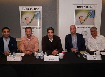 Venture Capital Panel: Investment and Latest Innovations in FinTech