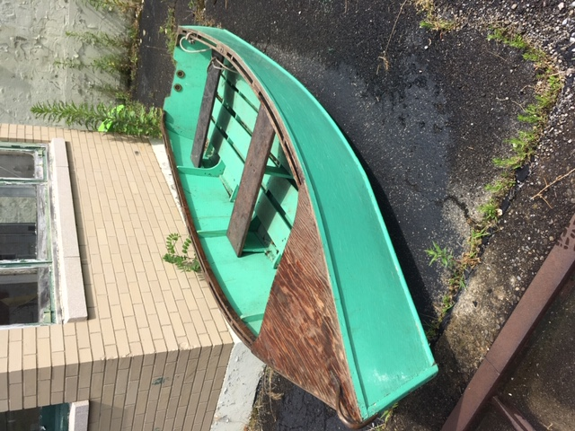 1952 Homemade Rowboat