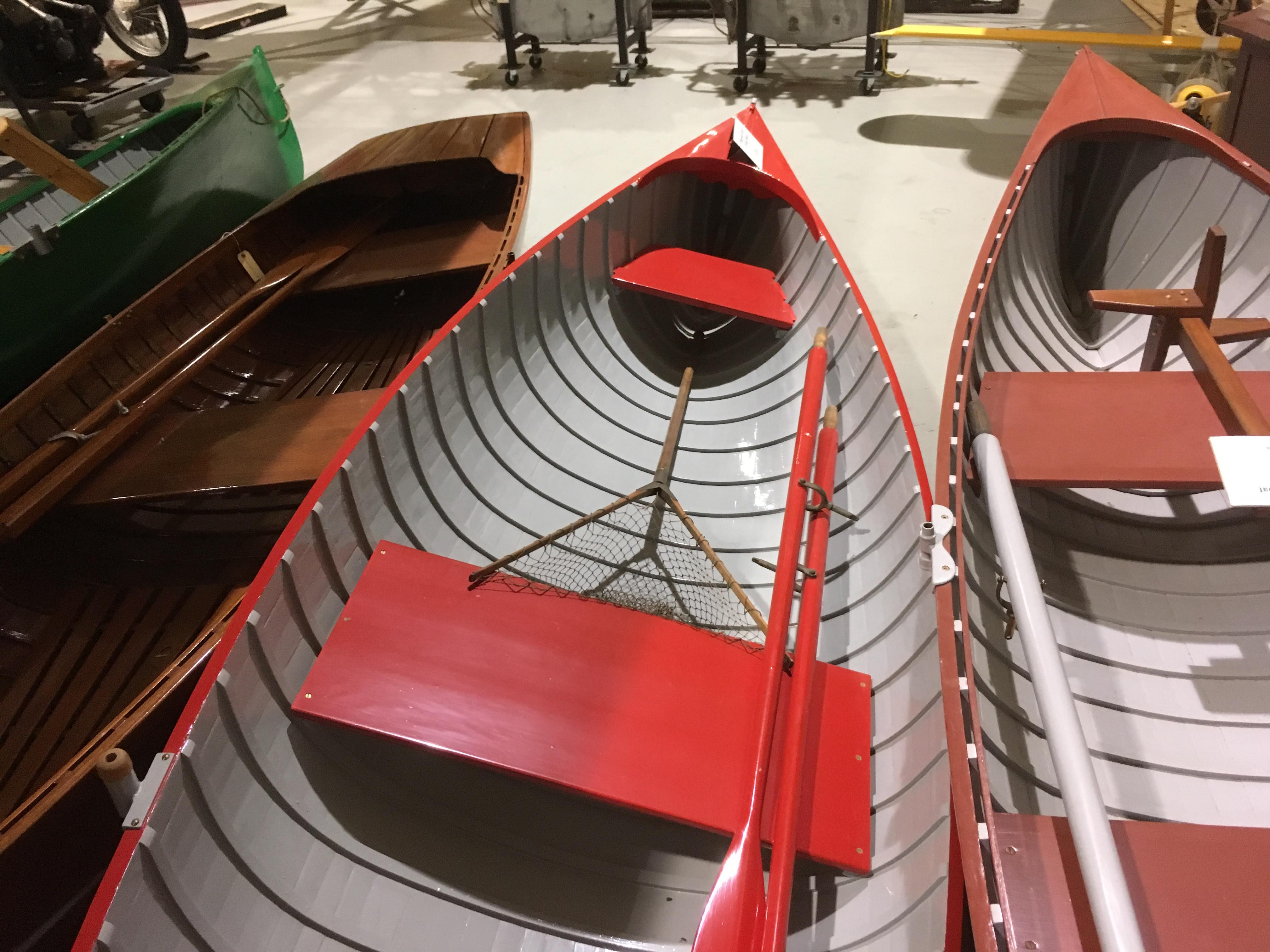 Woodbending/Ribbing a Boat
