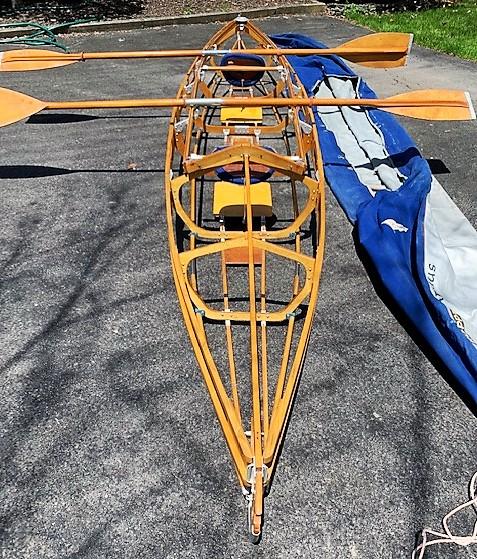 Klepper canoe