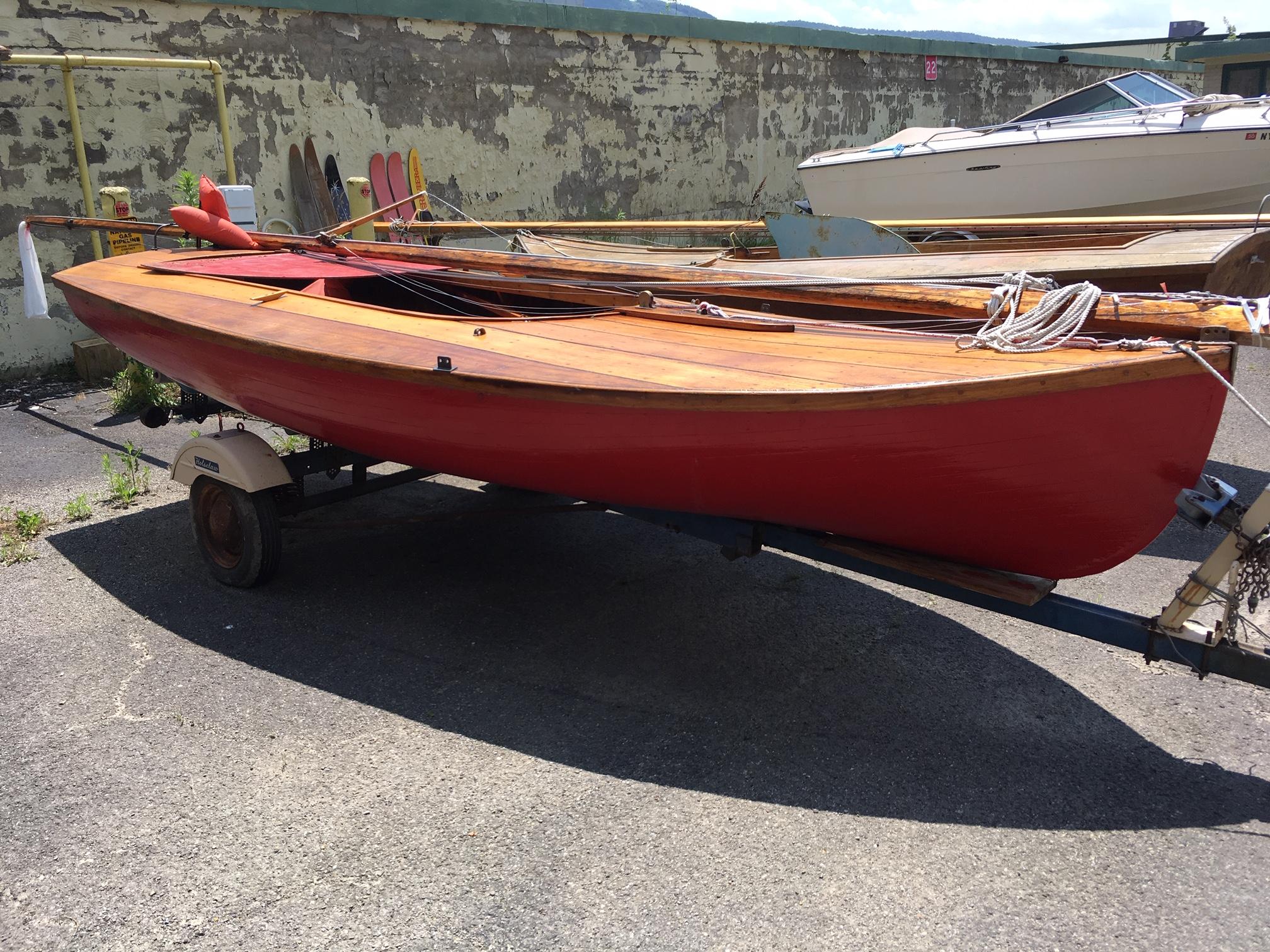 Red K Boat