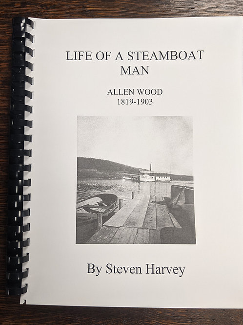 Life of A Steamboat man
