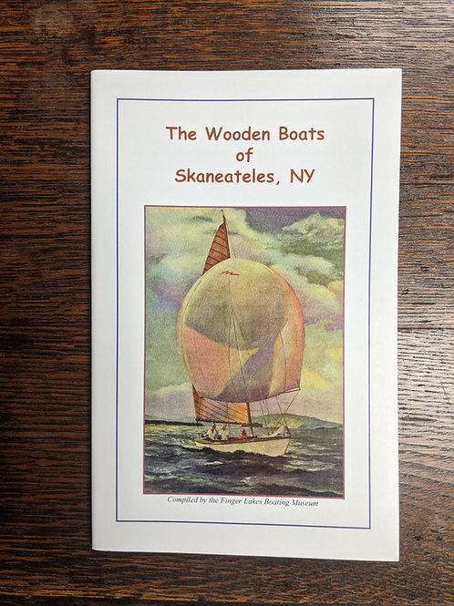 Wooden Boats of Skaneateles