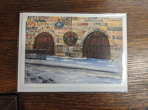 FLBM Christmas Cards by Sandy Cook