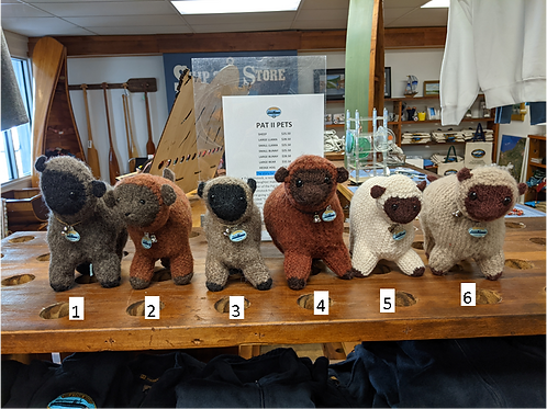 Pat II Pets (Sheep)