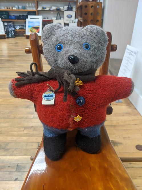 Pat II Pet (Mountie Teddy Bear)