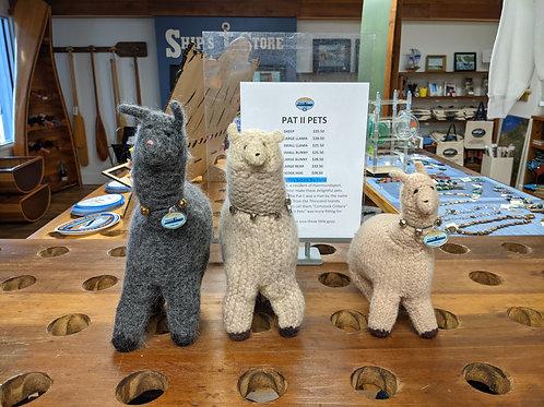 Pat II Pets (Llamas)