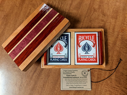 Kenny Creations Card Box