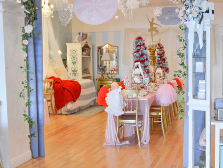 "Nutcracker ""Land of Sweets"" Tea Party"