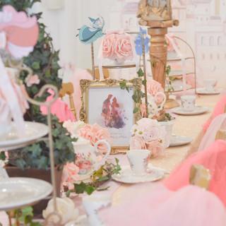 the enchanted dollhouse south miami tea party