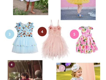 Best Tea Party Dresses for Girls in 2019