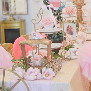 enchanted dollhouse miami tea party