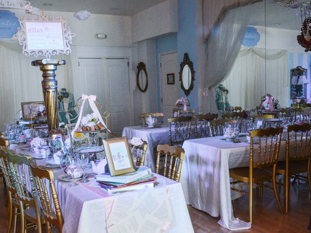 Storybook Baby Shower || Miami Baby Shower Venues || Baby Shower Theme Ideas
