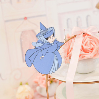 sleeping beauty party decorations