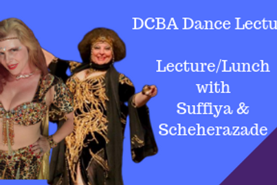 DCBA Sat Dance Lecture with Lunch