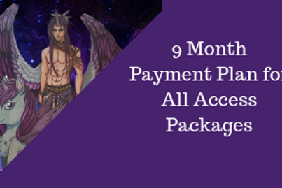 9 Month All access Payment plan
