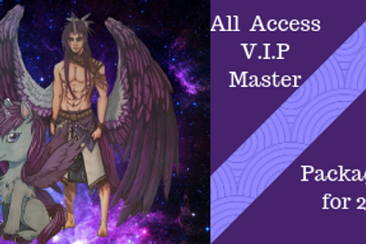 Hotel edition of All Inclusive Master V.I.P. Package for 2