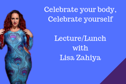 Friday Lecture Lunch with Lisa Zahiya