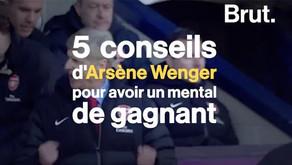 Les conseils d'Arsene Wenger