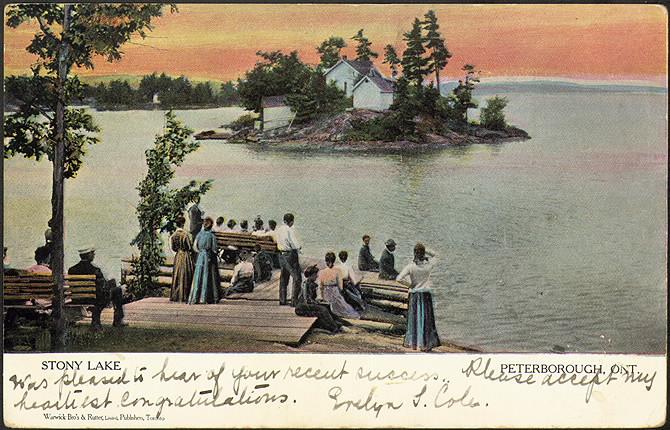 Stoney Lake 1910