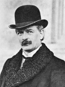 Prime Minister of England Lloyd George