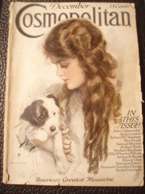 Cosmopolitan  Magazine December 1916
