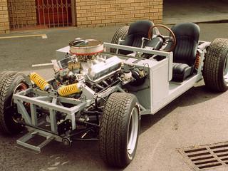 Hayden Cobra - Chassis Design